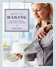 Back to Baking: 200 Timeless Recipes to Bake, Share, and Enjoy-ExLibrary