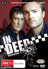 In Deep : Season 1 (DVD, 2008, 3-Disc Set) - Region 4
