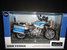 Automaxx BMW F650 GS Police 1/12