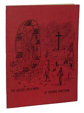 The Galilee Hitch-Hiker ~ RICHARD BRAUTIGAN ~ Second Edition ~ 1966
