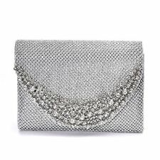 Minicastle Evening Bags for Wedding and Party Women Crystal Handbag