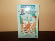 Read Me A Story Story Time Cassette As Read By Mrs.Barbara Bush The Pied Piper