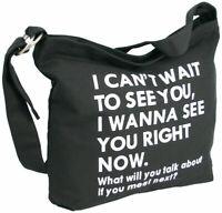 Damentasche Schultertasche Canvas Henkeltasche Umhängetasche Shopper Bag