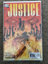 JUSTICE COMIC BOOK LOT(8)-JUSTICE LEAGUE/JLA-ALEX ROSS-BATMAN-NM?? CGC WORTHY