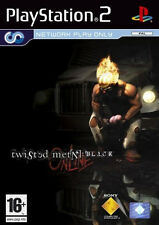 Twisted Metal Black Online Sony PlayStation 2 Ps2 Game - Network Play Only