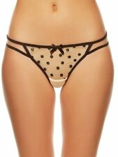 Thongs Low Spotted Knickers for Women