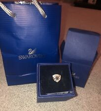 Genuine Swarovski Brief Crystal Ring - 5076758 - Size 55 !NEW WITH BOX!