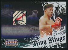 CUNG LE 2008 Donruss Americana II RING KINGS 3CL SHIRT RELIC RC 358/450 UFC MMA