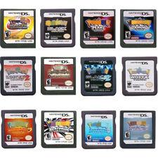 Nueva Consola De Cartuchos De Video Juegos serie Tarjetas de juego para DS 2DS 3DS NDSI