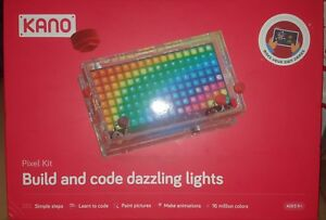 OB Kano Pixel Kit – Learn to code with light Ages 6+ 128 RGB LEDs 3 USB ports