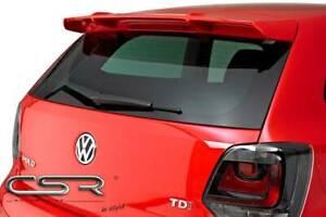 CSR VW Polo 6R 3 Door 09- Rear Spoiler (UK STOCK)