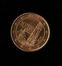 GERMANY 10 EURO CENTS 2010
