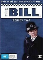 The Bill: SEASON 2 Two COMPLETE (DVD, 3-Disc) 10 HOURS ! Rare Region 4 Australia