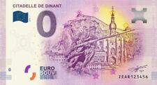 Billet Touristique 0 Euro --- Citadelle de Dinant - 2018-1