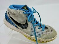 Nike Kids Kyrie 1 Basketball Shoes Sneakers Size 4.5Y Youth 717219-101 Lace Up