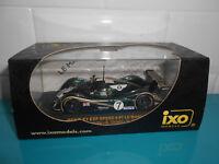 17.09.17.1 Bentley exp speed 8 #7 Le mans 2001 Brundle Ortelli Smith IXO 1/43