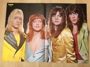 Poster THE SWEET - 58 x 42 cm - aus Magazin Schweden, gut erhalten
