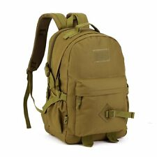 40L Tactical Backpack MOLLE Assault Military Daypack Gear Rucksack  Waterproof