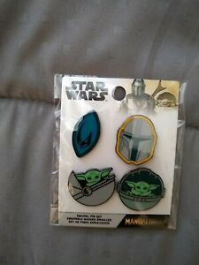 STAR WARS THE MANDALORIAN ENAMEL PEN SET