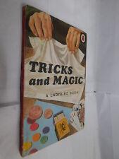 Ladybird Book 633 Tricks & Magic HB conjouring magician