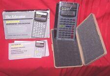 TI-34 The Educator ADVANCED Overhead Calculator for Projectors NEW MODEL # 206