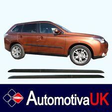 Mitsubishi Outlander Mk3 Side Protection Mouldings Body Kit