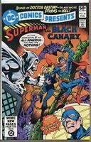 DC Comics Presents 1978 series # 30 fine comic book