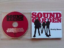 SOUNDGARDEN – ''PRETTY NOOSE (LP VERSION)  L.A. PROMO CD SINGLE.