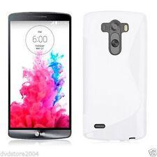 Cover e custodie bianco semplice per LG G3