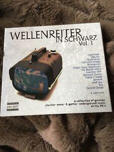 Wellenreiter in Schwarz Vol.1, Lacrimosa,Das Ich,And One,u.v.m.