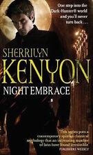 SHERRILYN KENYON ____ NIGHT EMBRACE ____ BRAND NEW ___ FREEPOST UK