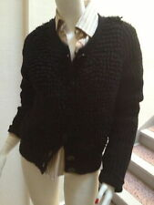 GILET H&M SONIA RYKIEL36 38 VINTAGE RETRO CARDIGAN PULL HIPPIE CHIC SOLD OUT *