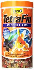 TetraFin Goldfish Flakes, Balanced Diet Fish Food