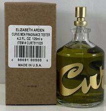 Curve by Liz Claiborne 125ml 4.2 Oz Cologne Spray Men As in pic