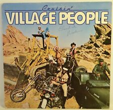 Village People Cruisin LP Vinyl Album 1978 Casablanca NBLP 7118