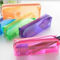 Candy Color Office School Supplies Kids Gift Pencil Cases Pencil Box