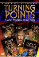 Turning Points - 5 Short Powerful Gospel Films DVD Eikon Bible Religious