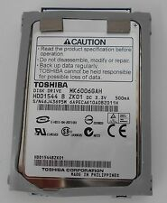 "TOSHIBA PORTEGE R200 - MK6006GAH  HD IDE 60GB 1,8"" - TESTATO"