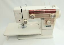 New Home Sewing Machine Embroidery/ Patterns/ Pictures + Accessories + Case