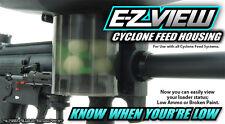 TECHT Polycarbonate E-Z View Tippmann Cyclone Housing Tippmann Paintball Upgrade
