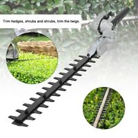 7 Teeth 17-1 inch Universal Hedge Trimmer Attachment Expand Double Sided Blades