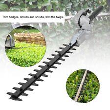 Hedge Trimmer Attachment For Petrol Power Head Brush Cutter Lawn Mower 7 Spline