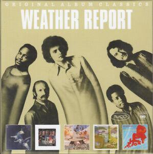 Weather Report - Original Album Classics 5 CD Box Set
