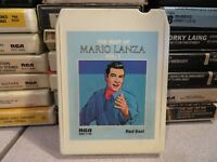 MARIO LANZA The Best of Vol 1 (8-Track Tape)
