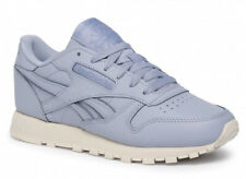 uk size 4 - reebok classic leather trainers - dv8433 - 0066