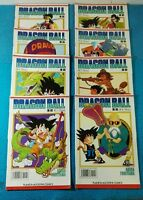 COLECCION DRAGON BALL SERIE BLANCA BOLA DE DRAGON COMICS VINTAGE