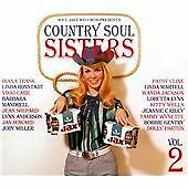 Country Soul Sisters, Vol. 2 (2013) CD new / sealed free uk postage