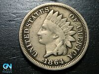 1864 CN Indian Head Cent Penny  --  MAKE US AN OFFER!  #B5511