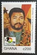 Ghana Pres Rawlings Withdrawn 22nd Of March No Listed By Scott M.N.H.