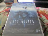 "DVD ""THE LAST WINTER"" Ron PERLMAN, James LEGROS / de Larry FESSENDEN - horreur"